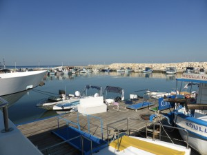 Cyprus, Port of Latchi