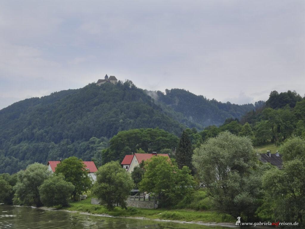 shore of the Danube