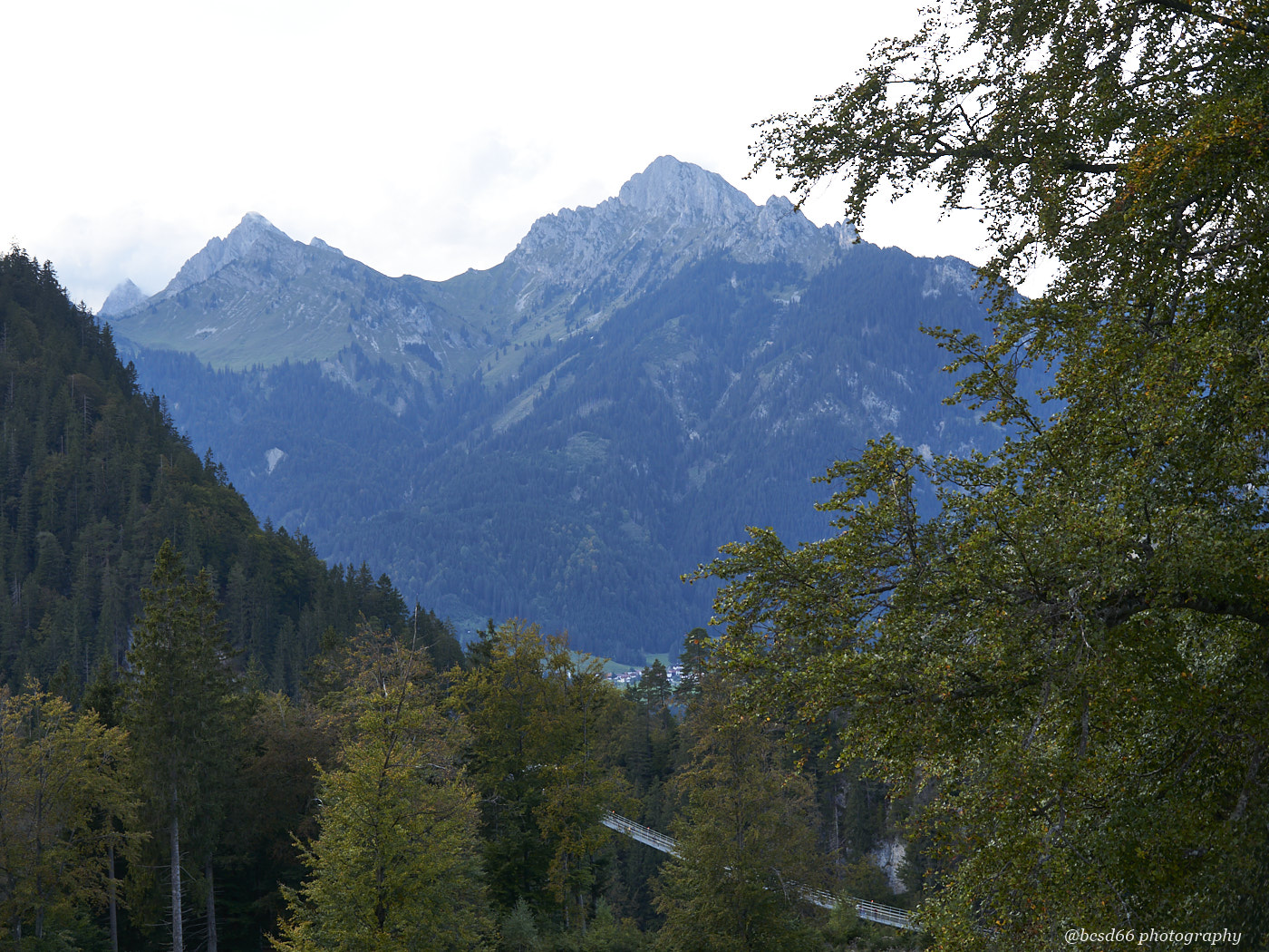 Tyrolean mountains